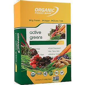 Organic Food Bar Ebay