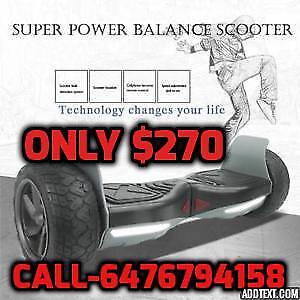 save your $$ buy Hummer hoverboards only $270