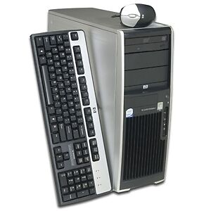 HP xw4600 Intel Core 2 Duo