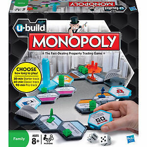 Monopoly U-build in good condition Cambridge Kitchener Area image 1