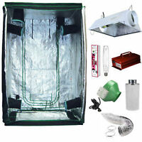 "32""X32""X64"" INDOOR SILVER MYLAR GROW TENT (used once)"