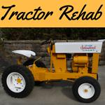 Tractor Rehab