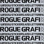 ROGUE GRAFIX Like us on Facebook!