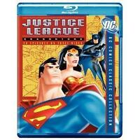 Justice League: Season 1 [Blu-ray] - New