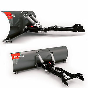 """60 """" KIMPEX CLICK N GO SNOW PLOW BRAND NEW $ 680"""