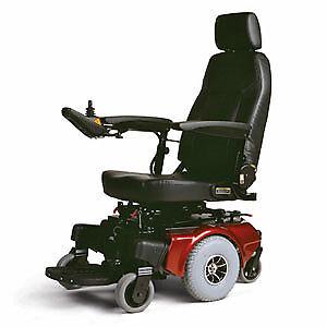 Fauteuil roulant électrique P424M Shoprider - 1495$ de rabais