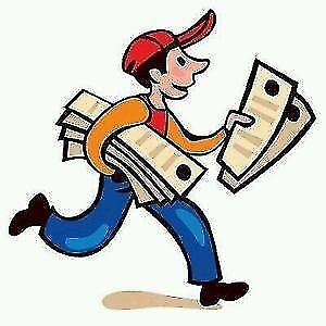 Courier - Newspaper and Small Parcel Deliveries
