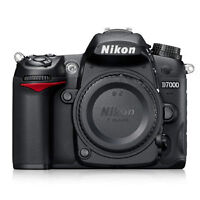 NIKON D7000 16.2 MP CAMERA ( BODY ONLY ) - BOITIER SEULEMENT