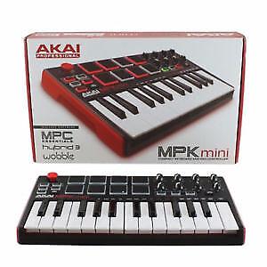 Akai Professional MPK Mini MKII 25-Key USB MIDI Keyboard