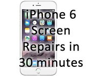 IPHONE SCREEN REPLACEMENT FROM £19.99 IN 30 MINUTES