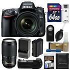 Nikon D600 24-85