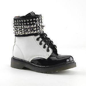 Womens Combat Boots | eBay