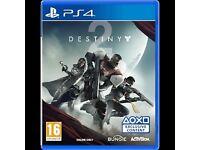 Destiny 2 PS4 - Perfect Condition