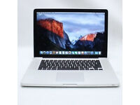 """Macbook Pro 15"""" A1286 - ONLY £250!! - OSx 10.11 El Capitan"""