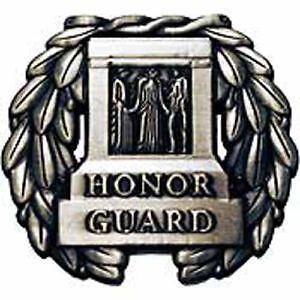 Honor Guard Pin Ebay