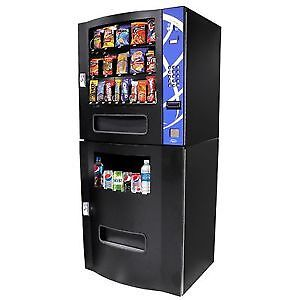 2 vending machines placed / Distributrice (High revenue)