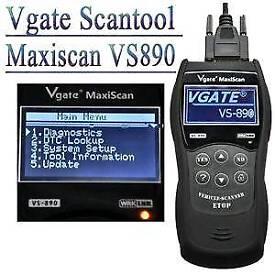Vgate maxiscan odb2