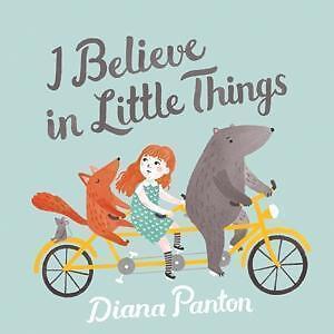 Diana Panton-I Believe In Little Things  CD NEU