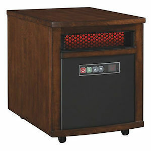 5,200 BTU Portable Electric Infrared Cabinet Heater by Duraflame