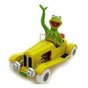 Kermit the Frog Car