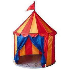 IKEA Circus Playtent and Canopy