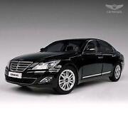 Hyundai Genesis Diecast