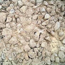 20mm LIMESTONE HARDCORE/2-3-4-5-10 TONNE LOADS/LOTS AVALIABLE SURPLUSS/DONCASTER DELIVERY LOCAL,