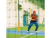 INDOOR CRICKET. NEW LOCAL CRICKET LEAGUES STARTING SHORTLY. SIGN UP NOW!