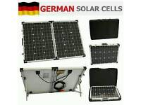 Solar panel ideal for caravan