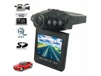 Super Legend 1280P HD 2.5 inch LCD Night Vision CCTV In Car DVR Accident Video Proof Video Recorder