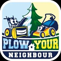 Snow Removal App - Get Your Laneway Cleared When You Need it