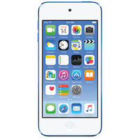 BRAND NEW!!IPOD TOUCH® 6TH GENERATION 64GB - BLUE