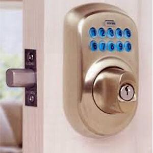 Locks, Doors & Cameras 24/7 Emergency  Service 647-533-1516 Stratford Kitchener Area image 9