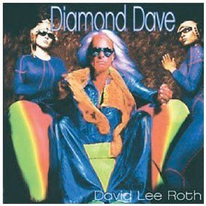 David Lee Roth - Diamond Dave (CD, 2004)
