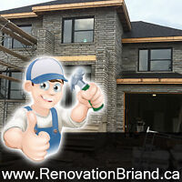 Entrepreneur générale Rénovations Briand Inc.