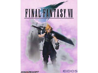 Final Fantasy VII PC Game