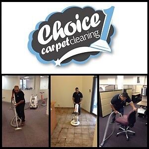 Choice 1 Carpet Cleaning/Carpet-Upholstery-Mattress  Casula Liverpool Area Preview