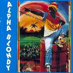 Apartheid Is Nazism-Alpha Blondy-CD