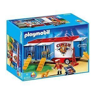 Playmobil circus ebay - Cirque playmobil ...