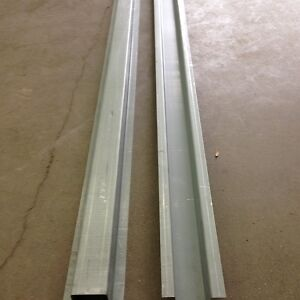 Universal U Channel - Box Floor Supports 59 x 3.5 x 2 - BLOWOUT London Ontario image 1