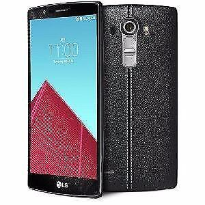 Brand new Sealed Unlocked LG G4 32GB LTE AWS 2 covers plastic/leather