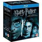 Harry Potter DVD 1-8