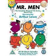 Mr Men DVD