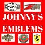 JOHNNY'S EMBLEMS