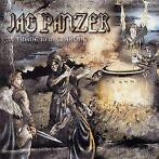 cd - Jag Panzer - Thane To The Throne