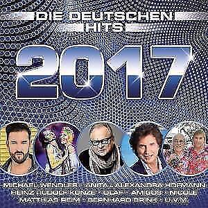 Die Deutschen Hits 2017 von Various Artists (2017)