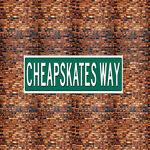 Cheapskates Way