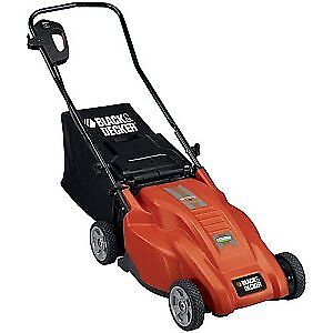 Black Decker 18-Inch 12 amp Corded Electric Lawn Mower