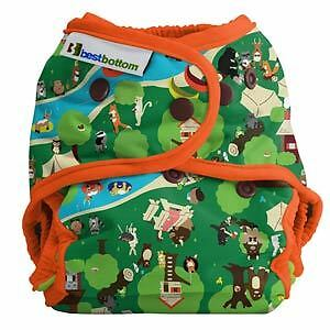 Best Bottom cloth diaper pack - 18 changes! London Ontario image 6