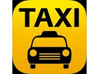 TAXI DRIVER WANTED 24/7 SALOON CAR ON A WHITE PLATE TELE OR 505050